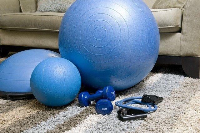 Piłki do ćwiczeń