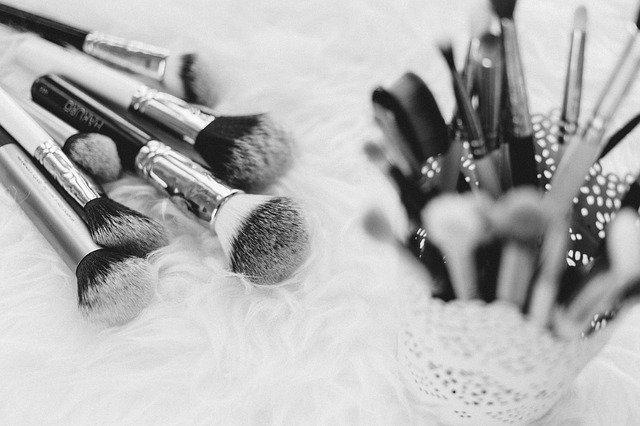 pędzle do makijażurodzaje