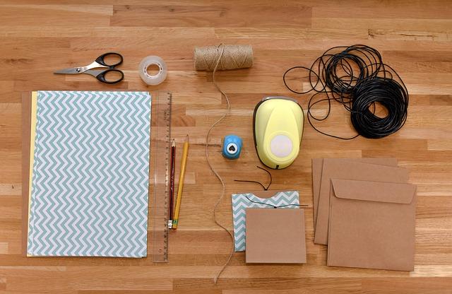 Prezenty DIY: materiały