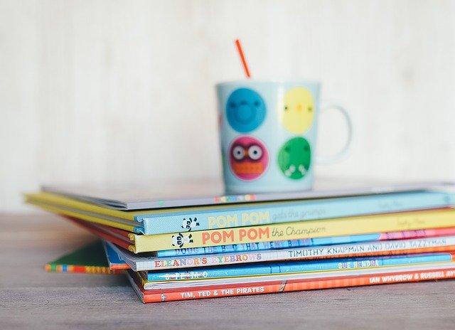 książki dla dzieci zestaweinie
