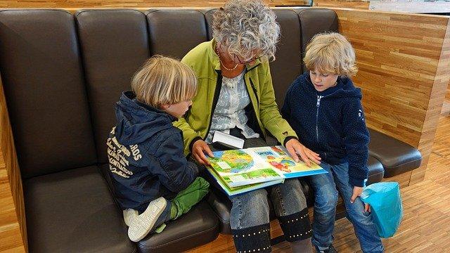 książki dla dzieci i rola czytania