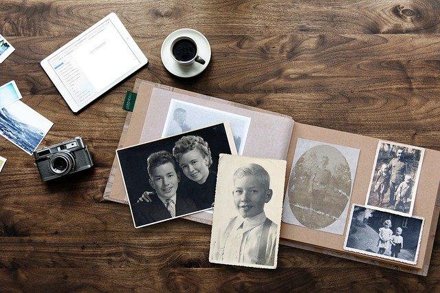 album ze zdjęciami pomysły