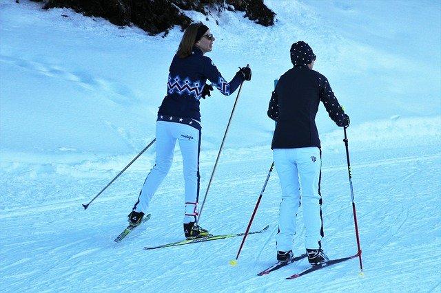 Bielizna termoaktywna na narty